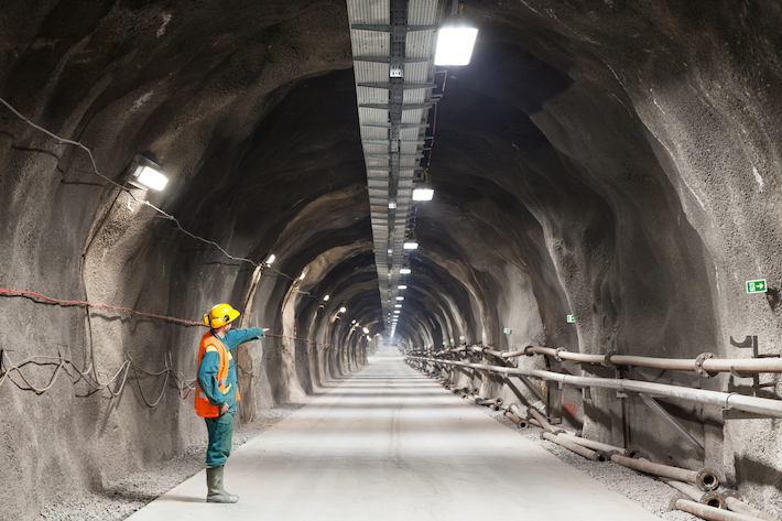 How Alignment Lasers Changed Underground Tunnelling
